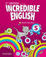 Incredible English 2ed. Starter Class Book